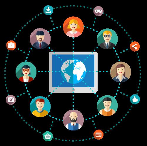 Foxpair Media Social Reach engage